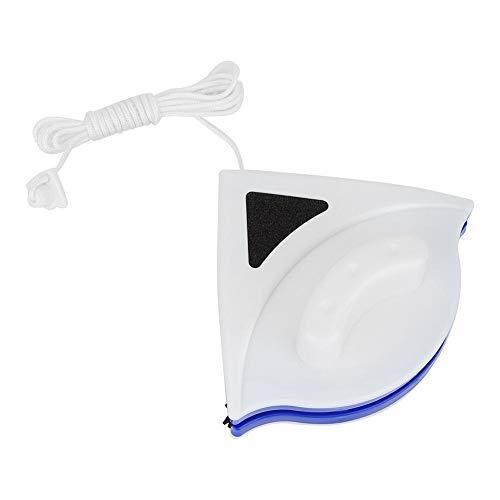 Dubbel zijdig magnetisch venster glas reiniger magneten borstel schoonmaak ruitenwisser oppervlak borstel handige huishoudelijke schoonmaakmiddelen passen 3-8MM glas rood
