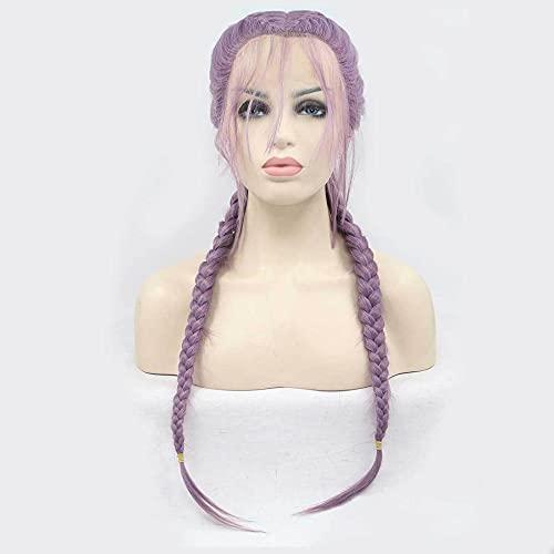 EOVL Braiding Hair Ombre Tissage Bresilien Lisse Meches pour Tresses Africaine Fiber Extensions pour Tresse Africaine Tissage Bresilien/A