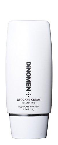 DiNOMEN デオケアクリーム 50g デオドラントクリーム 男性化粧品 体臭予防 加齢臭予防