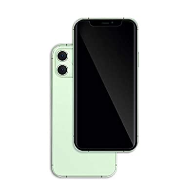 FufoneUS Non-Working Replica 1:1 Phone Dummy Display Phone Model for Phone 12 Mini 12 Pro max Fake Model Toy (12 Green blackscreen) from FufoneUS