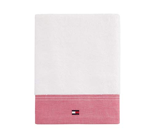 Tommy Hilfiger Handtuch Chambray Pink 50 x 100