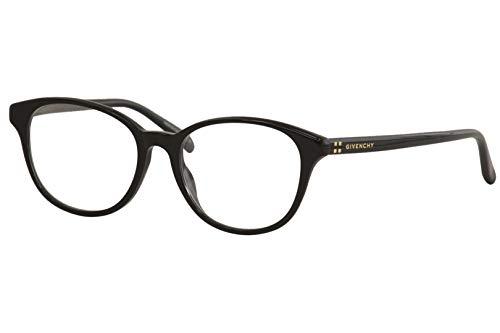 Eyeglasses Givenchy GV 0106 0807 Black / 00 Demo Lens