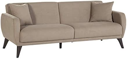 Best BELLONA Functional Sofa in A Box (Taupe)