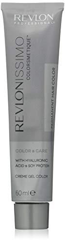 Revlon Professional Revlonissimo Colorsmetique Color&Care Permanent Hair Color 4.11, Mittelbraun Asch, 1er Pack(1 x 60 milliliters)