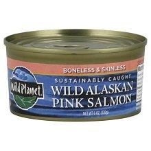 Wild Planet Wild Alaskan Pink Salmon 24x 6 Oz