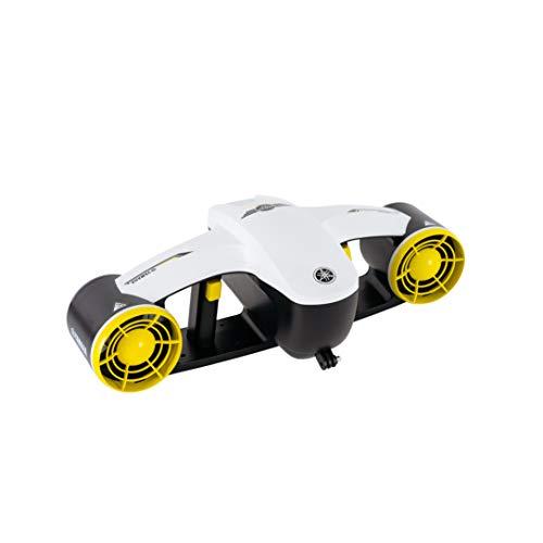 Yamaha Unterwasserscooter Tauchscooter Seascooter Tauchjet bis 8 km/h (gelb)