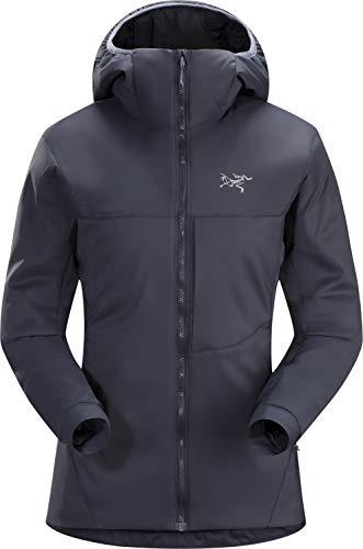 Arc'teryx Proton Lt Hoody Women's Jacke, Damen S Schwarz Saphir