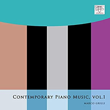 Contemporary Piano Music, Vol. 1 (Live Recording)
