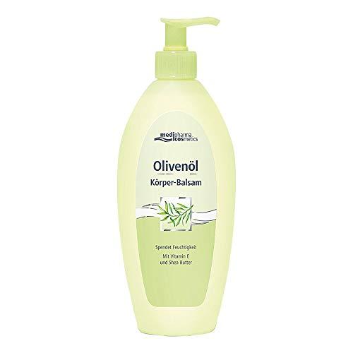 Medipharma Cosmetics Olivenöl Körperbalsam, 1er Pack(1 X 1 Stück)