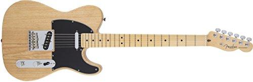 Fender 0113202700 American Standard Telecaster Maple - Guitarra eléctrica para diapasón, natural