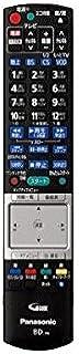 Panasonic ブルーレイディスクレコーダー用リモコン N2QBYB000014