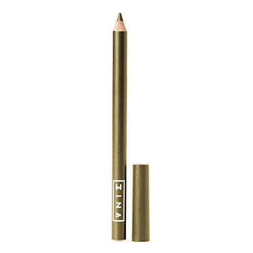 3INA   Maquillage Sans Cruauté   Crayon Yeux   Longue Tenue   Hydratant  Texture Cremeuse   Haute Pigmentation   The Essential Eye Pencil 110 Gris ver