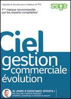 Ciel Gestion Commerciale Evolution 2018-(PC en Téléchargement)