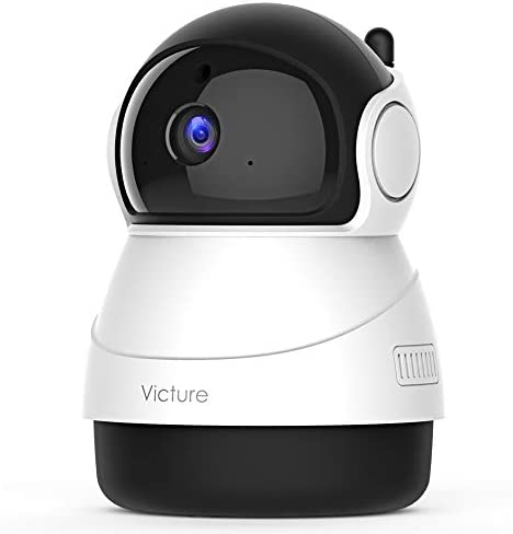 Victure 1080P Pet Camera 2 4G WiFi Camera with Smart Motion Detection Tracking Sound Detection product image