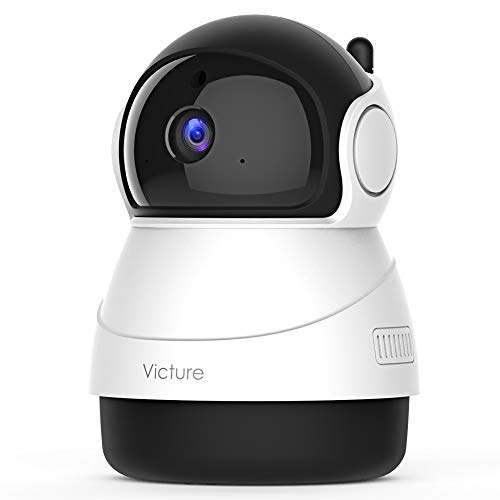 Victure 1080P Pet Camera, 2.4G WiFi Camera with Smart Motion Detection/Tracking, Sound Detection, Two-Way Audio, Night Vision, Cloud Service, iOS/Android, APP - Victure Home