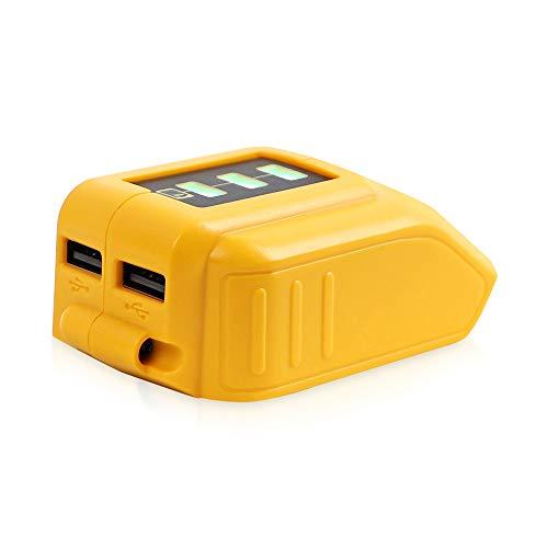DSANKE 12V/20V Max USB Power Source for Dewalt...