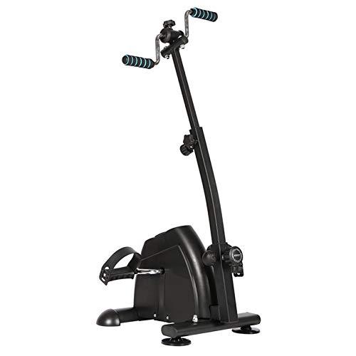 ZXFF Máquina De Fitness De Pedal, Máquina De Rehabilitación Multifuncional, Máquina De Paso Que Puede Ajustar El Ejercicio De Las Extremidades Superior E Inferior