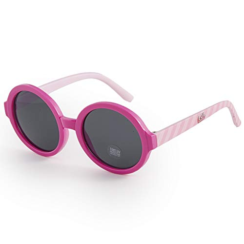 L.O.L. Surprise ! Gafas Sol Ninas Proteccion UV (Ronda Rosa)