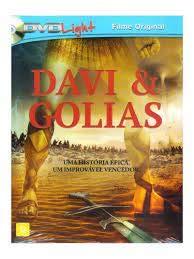 DVD DAVI GOLIAS UMA HISTORIA EPICA UM IMPROVAVEL VENCENDOR