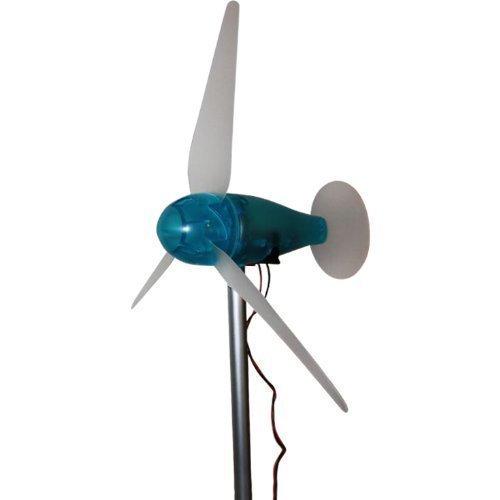 Mini - Windrad mit integriertem brushless Generator