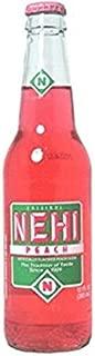 Nehi Peach Soda 12oz-long neck bottle