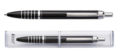 Kugelschreiber Metall mit Druckfunktion mit Klarsicht-Box - 1080