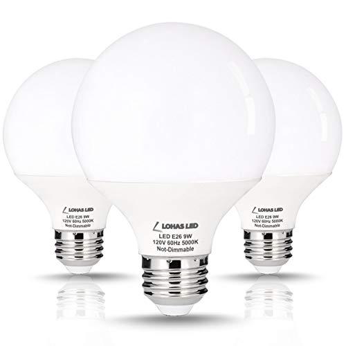 LOHAS LED Globe Light Bulbs review