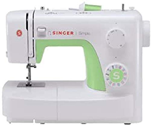 Singer 3229 Electromechanical Sewing Machine, Bianco