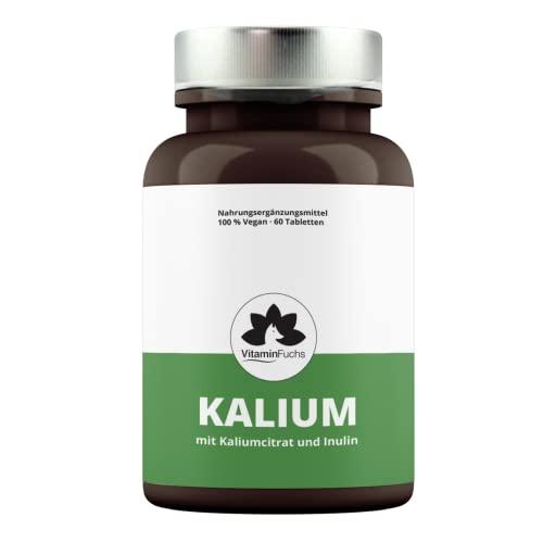 VitaminFuchs -  Kalium Tabletten