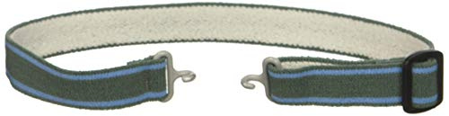 MSA 10171104 Hard Hat Chin Strap (10 Pack), Gray, 2-pt, 3/4""