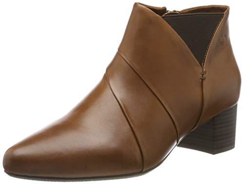 Gerry Weber Shoes Damen Terrassa 04 Stiefeletten, Braun (Cognac Mi90 370), 38 EU (5 UK)