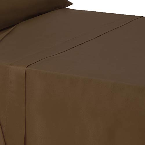 saìbana Arbeitsplatte Bettwäsche 135Schokolade 270x 210cm