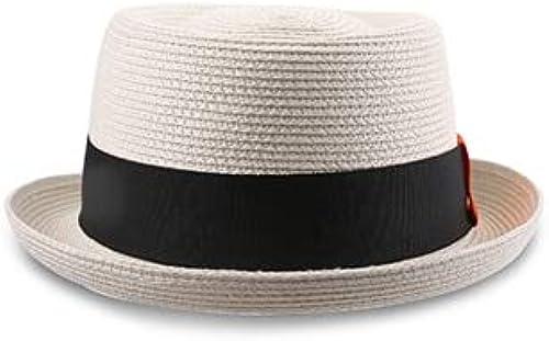 LUHETYM Femmes De Mode Chapeaux De Paille pour Les Femmes à La Main Plage été Chapeaux De Soleil Crochet Chapeau De Paille portable Chapeau De Soleil pour Girlsmode Sun Hat plage Chapeaux