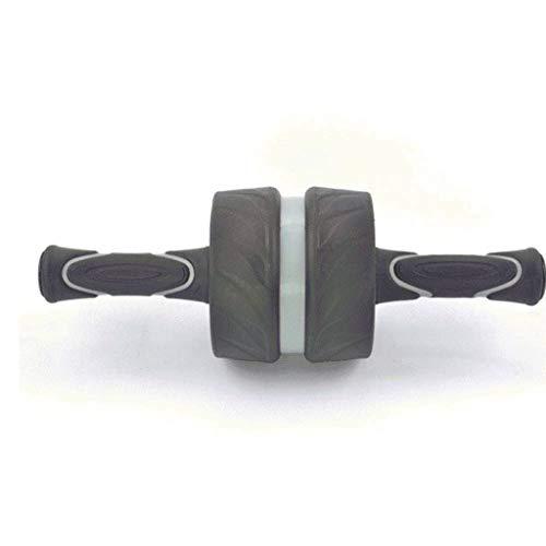 GFDFD Rueda Muscular Abdominal Rueda Roller de Ejercicios Abdominales y Avanzada Home Fitness Ejercicio Abdominal del músculo Abdominal