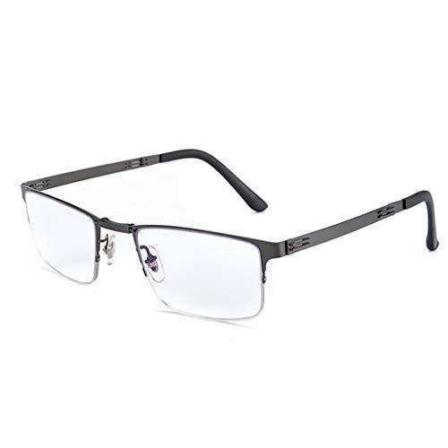 LLCC leesbril, slimme vouwen Hd Dual-Use leesbril, klein en handig, gemakkelijk te gebruiken, Unisex.