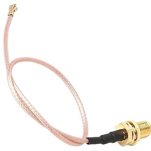 PiniceCore Conector De Enchufe Hembra 1pc Conector Ipx a SMA Adaptador Hembra RF Conexión Línea Alta Frecuencia