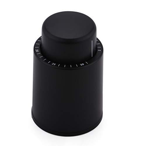 YOPOTIKA Tapón de Tipo Push para Vino Aspirador para Vino Bomba de Vacío para Vino Tapón para Vino Utensilios de Cocina para El Hogar