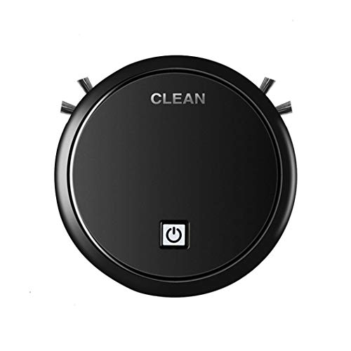 Fantastic Prices! Almost Robot Vacuum Cleaner,Sweeping Robot Intelligent Home Automatic Scrub Floor Mopping Multi-Function,Cleans Medium-Pile Carpets+Pet Hair Robotic Vacuums