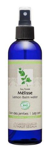 NCM Öle 100 prozent naturreines Bio Melissenblütenwasser/Hydrolat, 1er Pack (1 x 250 ml)