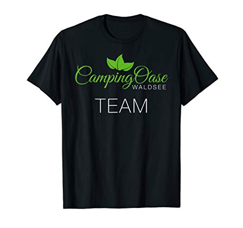 Camping, Erholung & Entspannung - Campingoase Waldsee Shirt