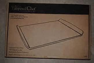 Pampered Chef Stoneware Cookie Sheet