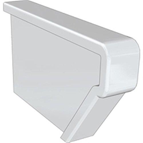 Allia couvre-joint lateral. Waschbecken kollektiven LG: 40cm Keramik weiß 00763000000