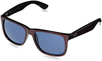 Ray-Ban RB4165 54mm Justin Rectangular Sunglasses