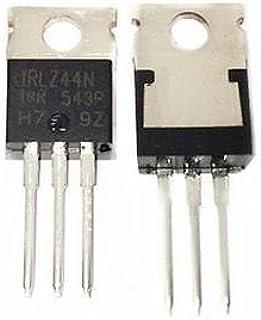 10Pcs IRLZ44N MOSFET N-CH 55V 47A TO-220AB New