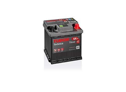 TUDOR - Batterie TECHNICA TUDOR TB440 12V 44Ah 400A