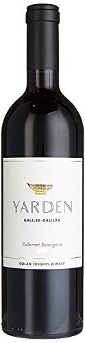 Golan Heights Winery Yarden Cabernet Sauvignon 2015  (1 x 0.75 l)