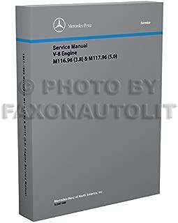 Best mercedes m117 engine Reviews