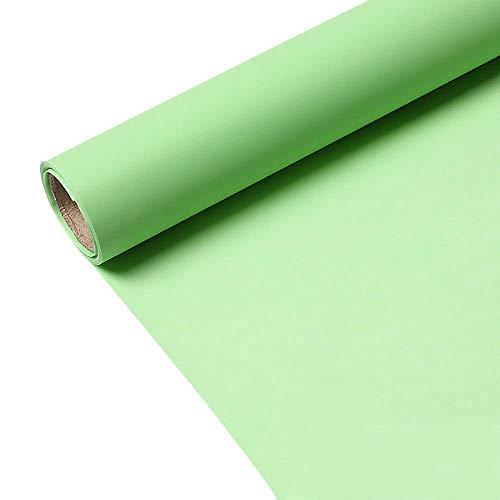 Zhi jin colori opaca carta fiore di carta regalo imballaggio 60cm * 10M set per Natale compleanno 1rotolo