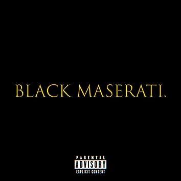 Black Maserati.