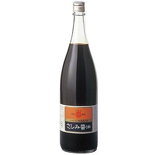 マルシマ 『再仕込醤油(さしみ用)』